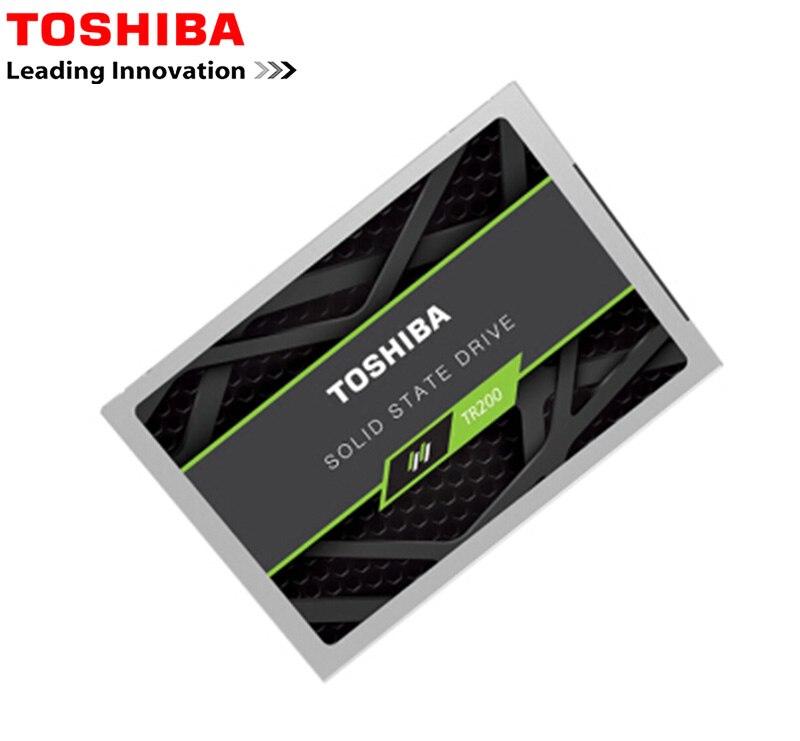 Toshiba ssd 240 gb 480 gb TR200 3D SSD 2.5 SSD TLC Drevo 240 gb Interne Disque Dur Sata Port pas cher Disques SSD pour les Ordinateurs Portables Nouveau