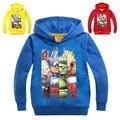 Nuevos Niños Grandes Muchachos suéter de Los Vengadores camisetas de los Hoodies niños Terry Algodón Camisetas Y Tops Niños Hulk Iron Man-Prendas de Vestir Exteriores 1622