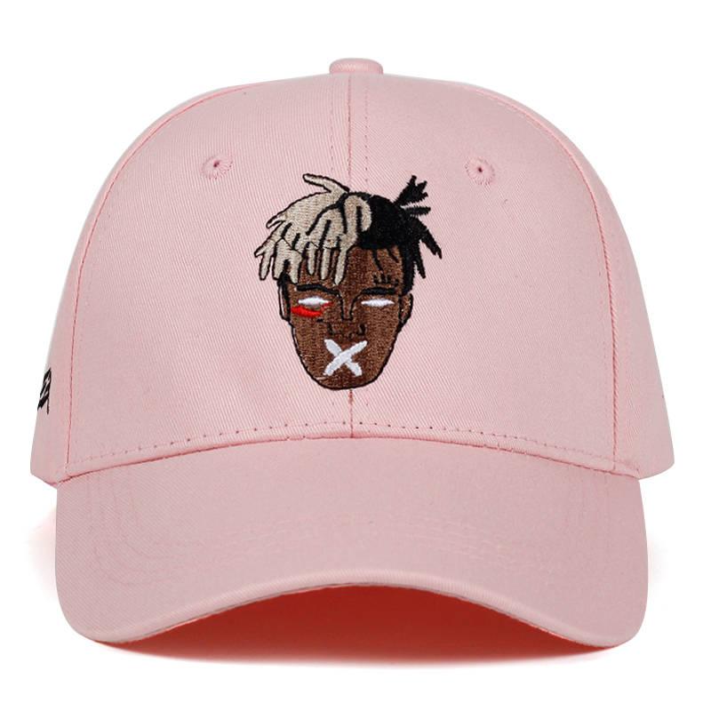 1c710204bd430 5 colors new Singer Rip xxxtentacion Cap Dreadlocks Snapback Cap For Men  Women Hip Hop Dad