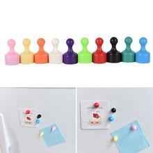 Thumbtacks Painting Fridge-Magnets Neodymium-Pins Color 12mm--20mm 1pcs Teaching Randomly