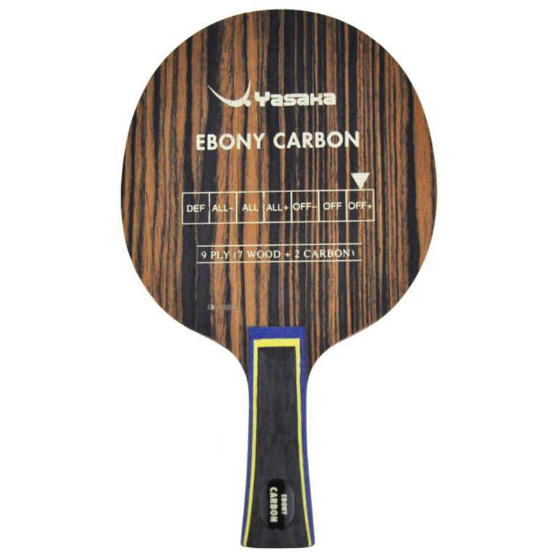 Оригинальная карбоновая ракетка Yasaka eec для настольного тенниса, ракетка для пинг-понга, летучая мышь