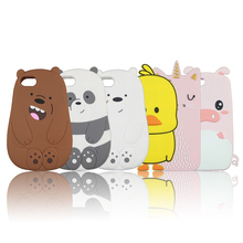 Lovely Silicon Case for iPhone 5 5s 6 6s