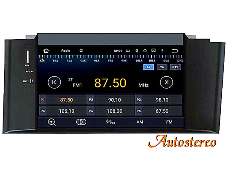 7 Inch RAM 2GB Android 7.1 6.0 5.1 Quad Core Car DVD Player GPS Navigation Radio Stereo For Citroen <font><b>C4</b></font> C4L DS4 2012-2016