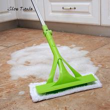 Wholesale New Qualified Home Cleaning Tools Window Brush Telescopic Foldable Handle Cleaning Glass Sponge Mop Cleaner Window Extendable