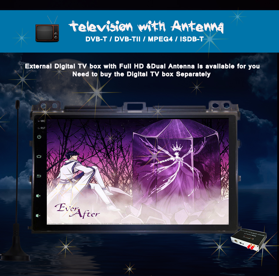 """Sale 9"""" Android 10.0 Octa 8Core 4G RAM 128G ROM Car DVD"""