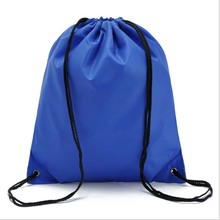 Swimming Drawstring Beach Bag Sport Gym Waterproof Backpack Duffle Storage Bag Softback Solid String Bag Female Traveling Bag tuban waterproof unisex storage bag for traveling