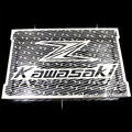 2016 New Arrival Stainless Steel Motorcycle Radiator Guard For Kawasaki z800 zr800 Free shipping