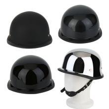 Fashionable Motorcycycle Helmets Half German Style Vintage Motorcycle Helmet Durable Half Face German Helmet M/L/XL
