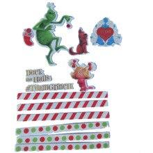 13pcs Cute dog/monkey/dog/deck halls Adhesive Paper Sticker festival sticker Decoration DIY Card Scrapbooking nonwoven Stickers ultimate sticker books dog