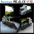 Leeman инновационные продукты мобильный грузовик из светодиодов телевизор экран для мобильного грузовик реклама