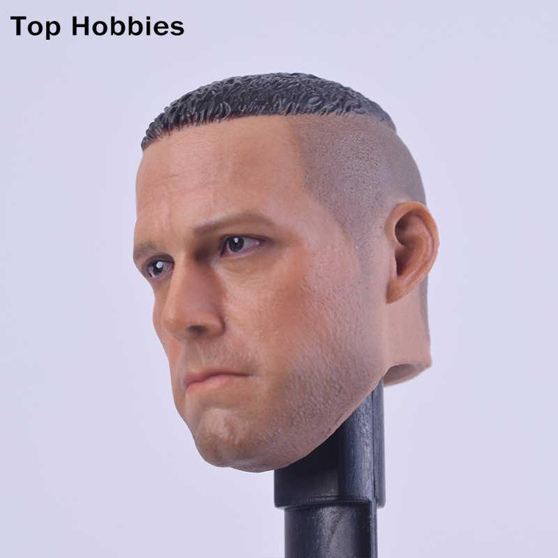 """1/6th accessoires 1:6 schaal action figure head sculpt Batman Vrs Ben Affleck Head Sculpt Carving Model A-33 F 12 """"Body Hot Speelgoed"""