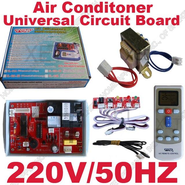 4 teile/los) Universal Klimaanlage Platine KL 01A AC Hauptplatine in ...