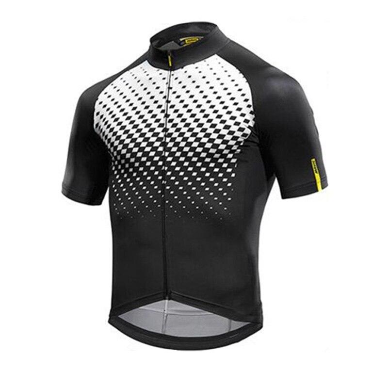 ALI shop ...  ... 32962345899 ... 2 ... 2018 MAVIC Cycling Jersey Tops Racing Cycling Clothing Ropa Ciclismo Short Sleeve mtb Bike Jersey Shirt Maillot Ciclismo K122402 ...