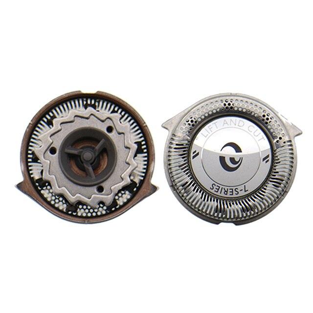 2 шт. головки для бритвы Philips HQ6 HQ662 HQ664 HQ665 HQ686 HQ642 HQ6894 HQ6893 HQ6890 HQ6889 HQ6888 HQ6885 HQ6870 HQ6865 HQ6851