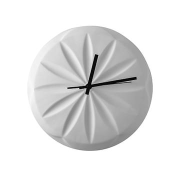 Digital Wall Clock Home Decor Wall Watch Petal Ceramics Room Decoration Saati Mechanism Creative Decoration Accessories 60a220