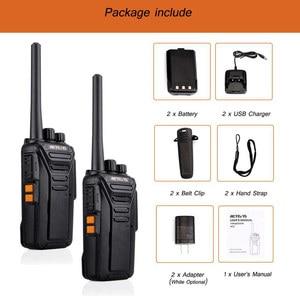 Image 5 - إس مستودع ريتيفيس RT27 لاسلكي تخاطب 2 قطعة PMR راديو PMR446/FRS 0.5 واط/2 واط VOX USB شحن المحمولة اتجاهين راديو لاسلكي Talkies