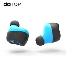 DOITOP Q17 Invisível fone de Ouvido Sem Fio Mini Fone de Ouvido Bluetooth Longo Tempo De Reprodução A3 Do Carro fone de Ouvido Estéreo com Microfone para Iphone Telefone Inteligente
