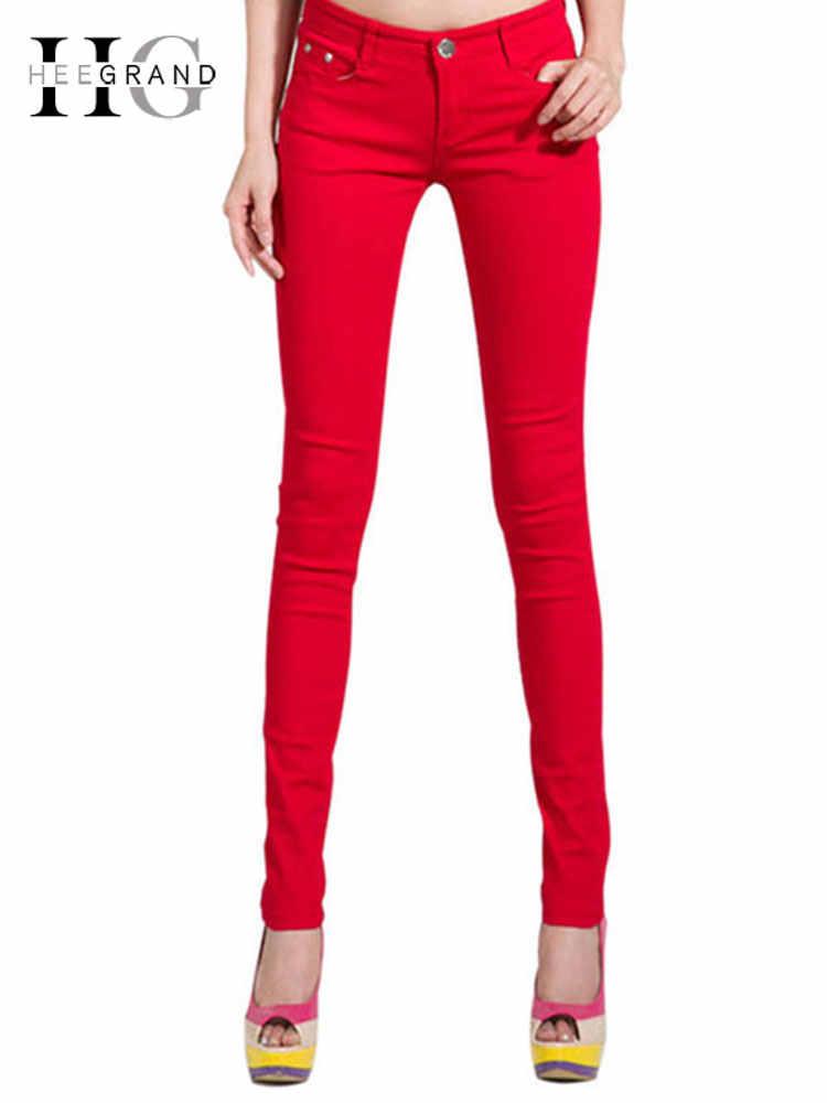 HEE GRAND, dr. Martens/Для женщин экстравагантные штаны 2019 зауженные джинсы женские штаны карандаш со средней посадкой полной длины на молнии; Эластичные Обтягивающие Для женщин брюки WKP004