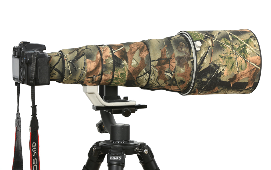 ROLANPRO #15 Color Lens Camouflage Rain Cover for Canon EF 600mm F/4 L IS II USM Lens Protective Case Guns Clothing rolanpro canon ef 400mm f 2 8 l is ii usm lens protective case guns clothing slr common clothing and waterproof guns clothing