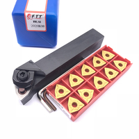 חיתוך כלי מחרטה כלי WWLNR2020K08 + WNMG080408 TM PC4025 שניתן ליצור להם אינדקס החיצוני מפנה בעל כלי מחרטת CNC הפעילה כלי חיתוך קאטר מחרטה (1)