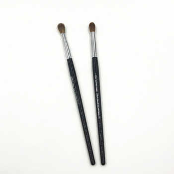 Professional Eye Makeup Brush Goat Hair Tapered Crease Eyeshadow Blending Brush Eye Detail Nose Shadow Brush SP10 19 professional eye shadow brush wood handle 230 large flat tapered shader brush eye detail make up brush cosmetic tool