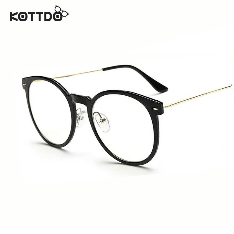 designer eyeglass frames for women  Aliexpress.com : Buy KOTTDO Fashion Eyeglasses Frame With Clean ...