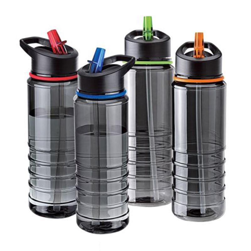 HTB19bLSXLfsK1RjSszgq6yXzpXaG 750ML Outdoor Water Bottle Flip Tritan Straw Drinks Water Bottle Bike Drink Bottle  with Lid Hiking Camping Plastic water cup