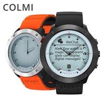 COLMI M5 Bluetooth Smart часы уведомления удаленного Управление шагомер спортивные SmartWatch IP68 Водонепроницаемый Для мужчин наручные часы