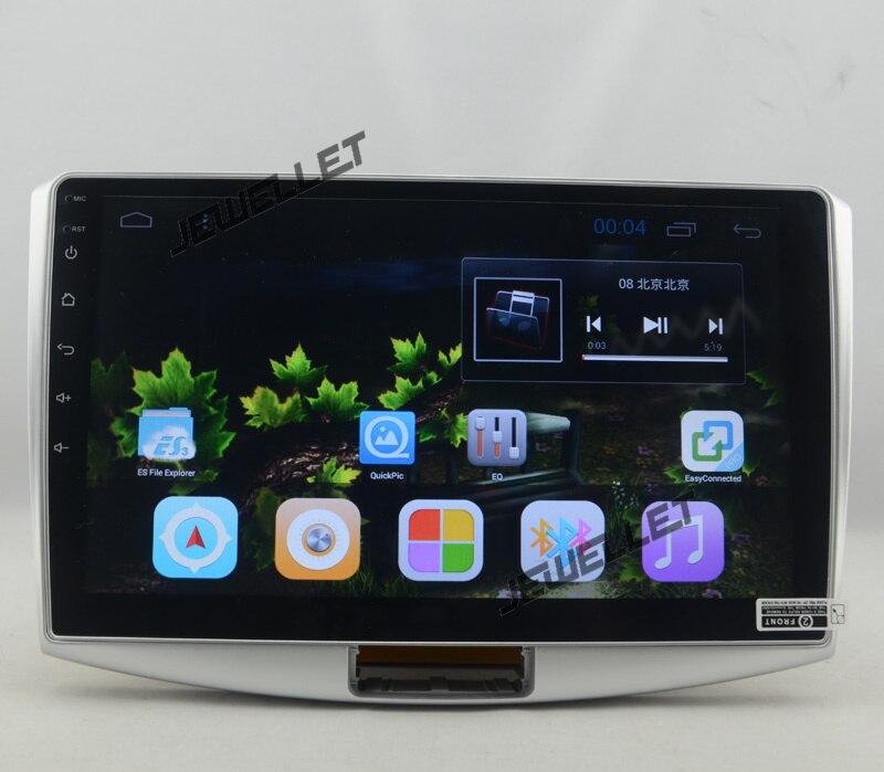 10 1 Quad core 1024 600 HD screen Android 6 0 Car GPS font b radio