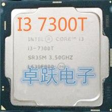 Intel I3 7300 T I3 7300 T Процессор 3,5G 2 ядра 4 нити B0 1151 HD610 DDR4