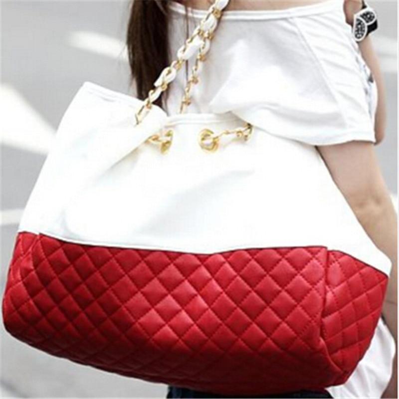 Detail Feedback Questions about Bags for Women 2018 Hot Sale Handbags  Elegant Bag New Arrival Woman Handbag Pu Leather Link Chain Shoulder Bags  bolsas ... 8a49cbd01dff7