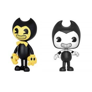 Игра Бенди персонажи виниловые фигурки модель игрушки Бесплатная доставка >> Chiger toy factory Store
