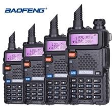 Buy 4pcs Special Price Baofeng UV-5R Walkie Talkie VHF UHF Two Way Radio UV 5R Ham HF Transceiver CB Radio UV5R Hunting Radio Amador directly from merchant!