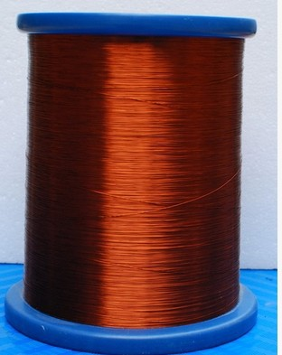 Free shipping 0.55mm 250m QZY-2/180 New polyester-imide enameled copper wire copper 180-degree heat 100m high temperature polyester imide enameled copper wire 0 51mm qzy 2 180