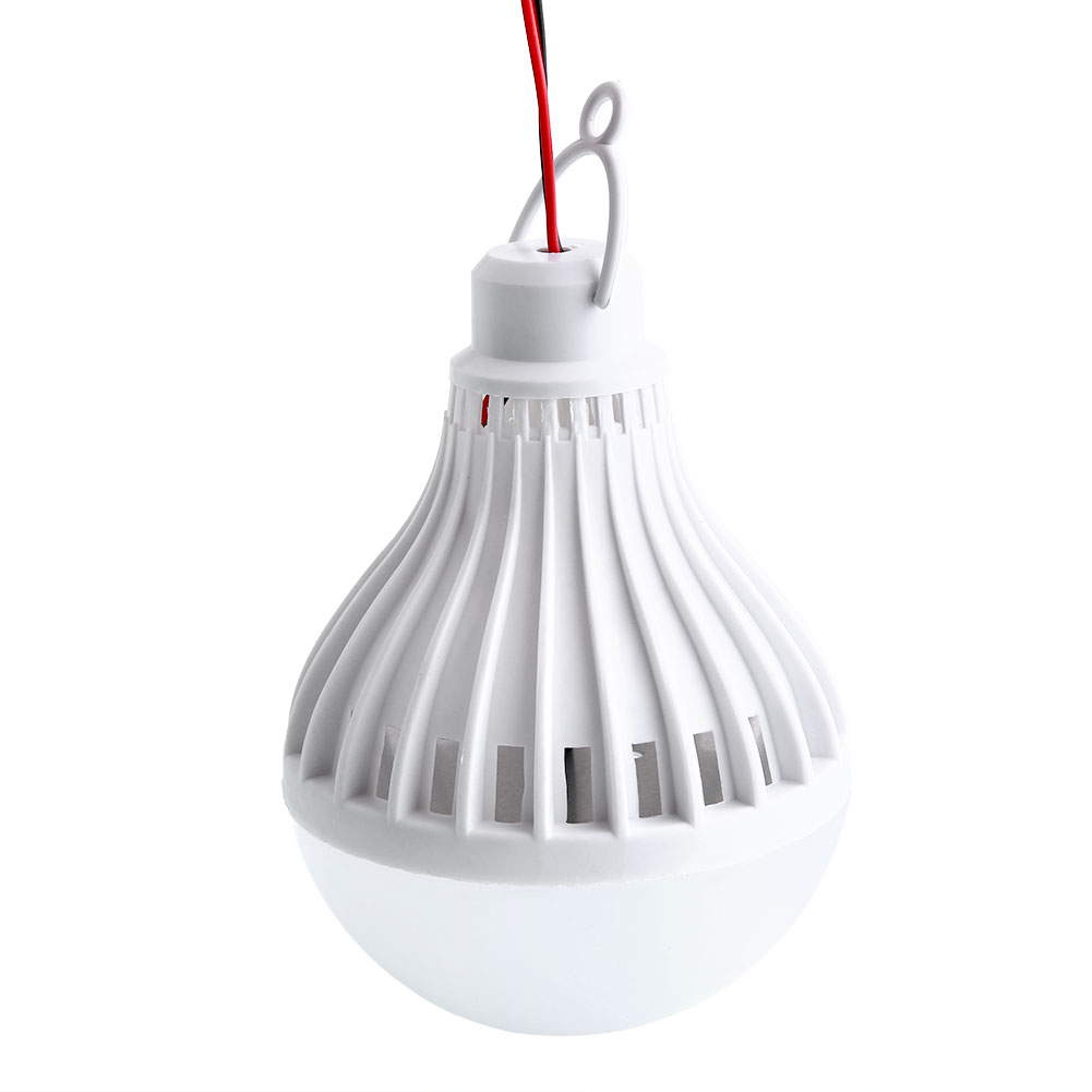 Outdoor 12v 18w led bulbs lamp for home camping emergency wclip product description aloadofball Choice Image