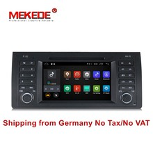 4G lte Quad core Android 7.1 Car radio PC player for 5 Series X5 E39 E53 M5 with Radio WiFi BT Canbus support OBD2 DVR 2G RAM