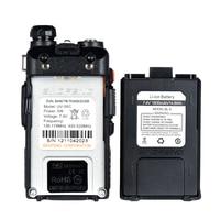 מכשיר הקשר שני 2 PCS Baofeng UV-5RC מכשיר הקשר Ham שני הדרך VHF UHF CB רדיו תחנת משדר Boafeng אמאדור סורק נייד Wakie Handy (3)