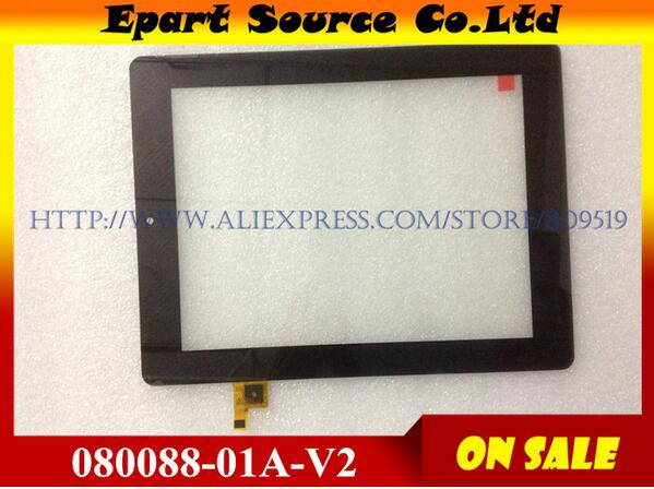 A+  New For 8 PRESTIGIO MultiPad 2 Ultra Duo 8.0 PMP7280C Tablet touch screen panel Digitizer Glass Sensor 10pcs lot new touch screen digitizer for 7 prestigio multipad wize 3027 pmt3027 tablet touch panel glass sensor replacement