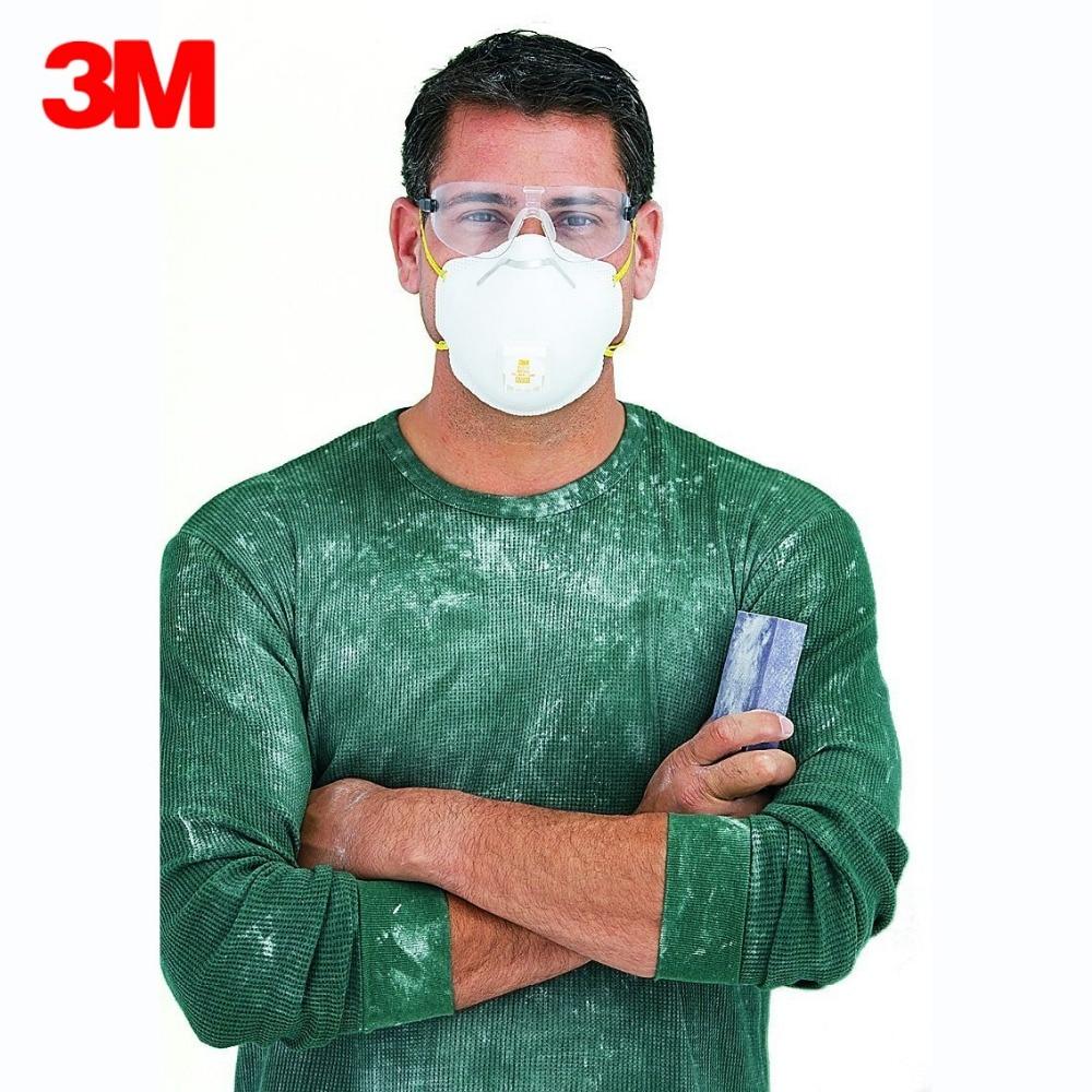 3M 8511 Dust Mask PM 2.5 Anti-fog Particulate Valved Respirator Anti influenza Breathing Valve Adult N95 Safety Dustproof Masks приёмник и передатчик для радиосистемы shure fp3 q24