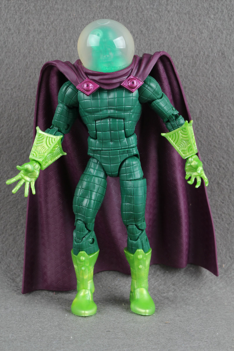 Spider Man Legends Series 6 inch Marvel's Mysterio Loose