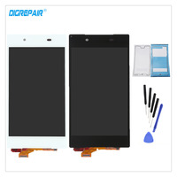 Black White For Sony Xperia Z5 E6603 E6633 E6653 E6683 LCD Display Digitizer Touch Screen Full