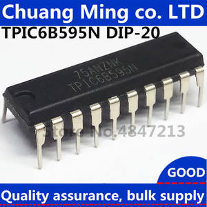 IC TPIC6B595N DIP20 Large-Supply In-Stock And New Original