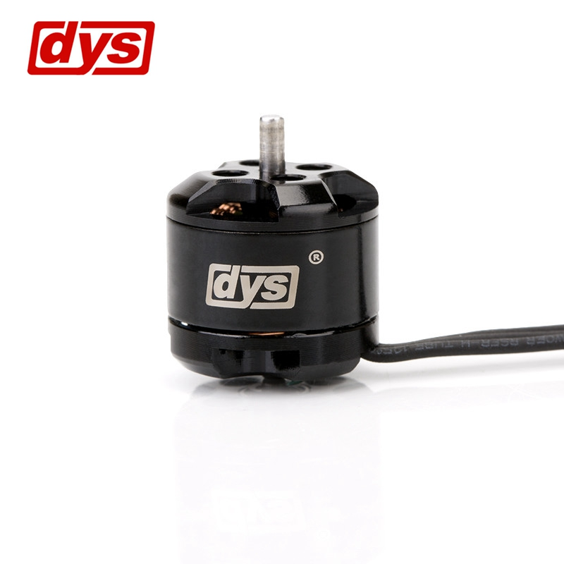 Genuine DYS BE0703 10000KV 1-2S FPV Racing Brushless Motor for Multicopter RC Racer Drone Quadcopter Spare Parts Accessories 4set lot universal rc quadcopter part kit 1045 propeller 1pair hp 30a brushless esc a2212 1000kv outrunner brushless motor