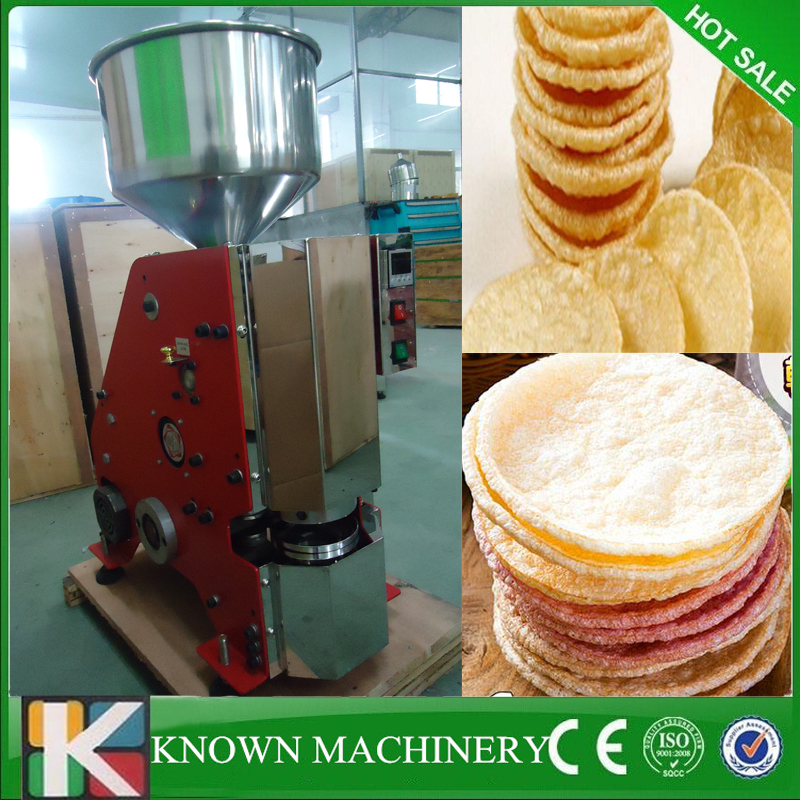 High quality Snack fast food Korea Rice Cake maker Popped Rice Cake making Machine 110-240V fast food leisure fast food equipment stainless steel gas fryer 3l spanish churro maker machine