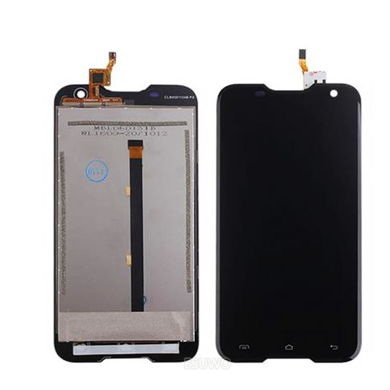 100% New For BlackView BV5000 LCD Display+Touch Screen Screen Digitizer Assembly Replacement For BlackView BV5000l+Adhesive сварочный аппарат инверторный bort bsi 220s
