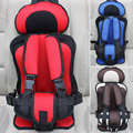 Portable baby car seat baby safety seat car seat Children\'s Chairs in the Car Updated Version Thickening Cotton Kids Car Seats