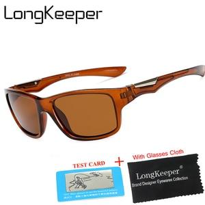 LongKeeper Classic Men Sunglas