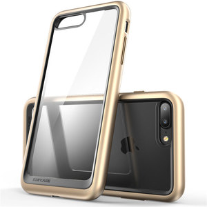 Image 3 - Supcase para iphone 7 plus caso (2016 de liberação) ub estilo premium fino híbrido protetor pára tpu clara capa traseira caso