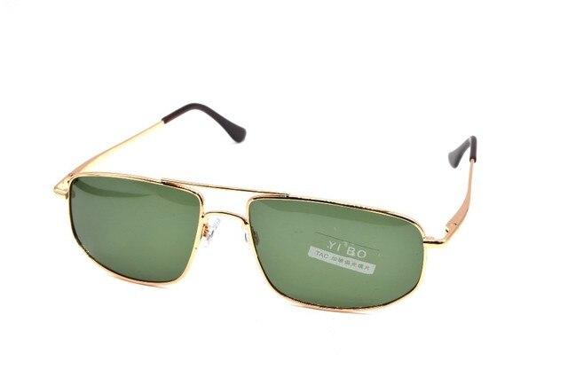 = = VIDA CLARA Lectura Gafas de Sol Polarizadas de Oro Noble Primavera Templo Polarizado gafas de Sol de Gran Tamaño de La Vendimia + 1 + 1.5 + 2 + 2.5 A + 4
