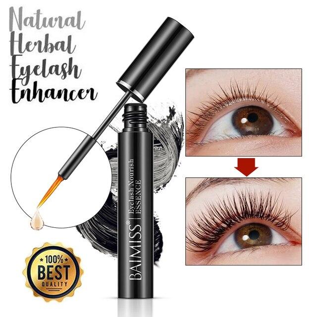 bce2b53c376 Natural Herbal Eyelash Enhancer Eyelashes Growth Serum Eyelash Extension  Tool Lashes Eye Care Eye Lash Longer Thicker Treatment